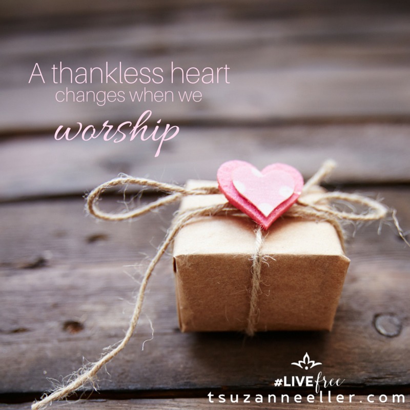 thankless heart