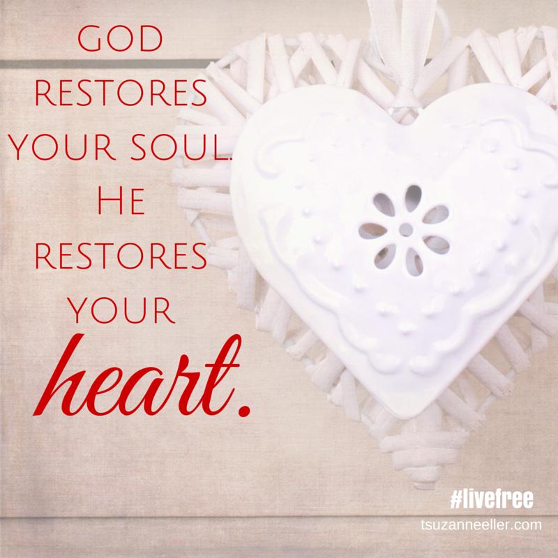 restores