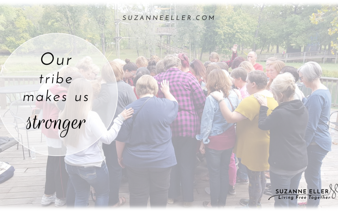 Why being a part of a tribe makes us strong