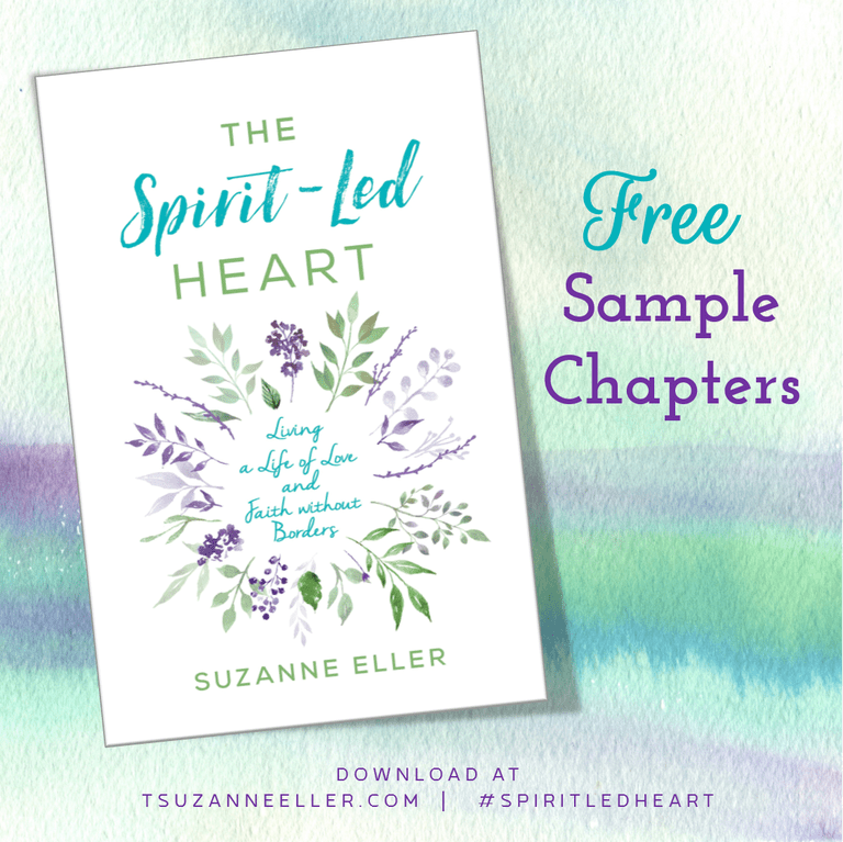 Spirit Led Heart Free Chapter
