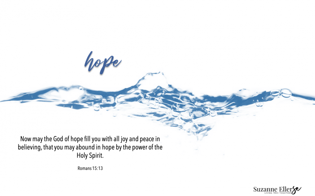 I choose to hope