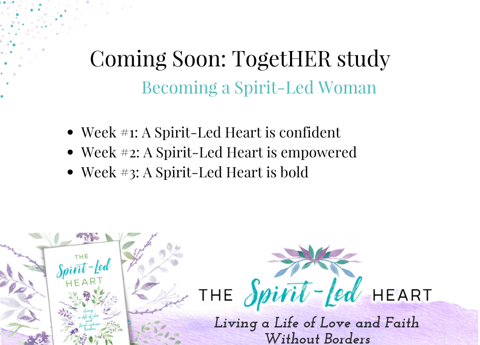 Join Suzie in the next TogetHER study